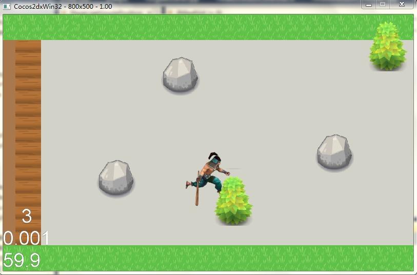 游戏实例-《跑跑跑》制作教程(第六篇)——添加障碍物