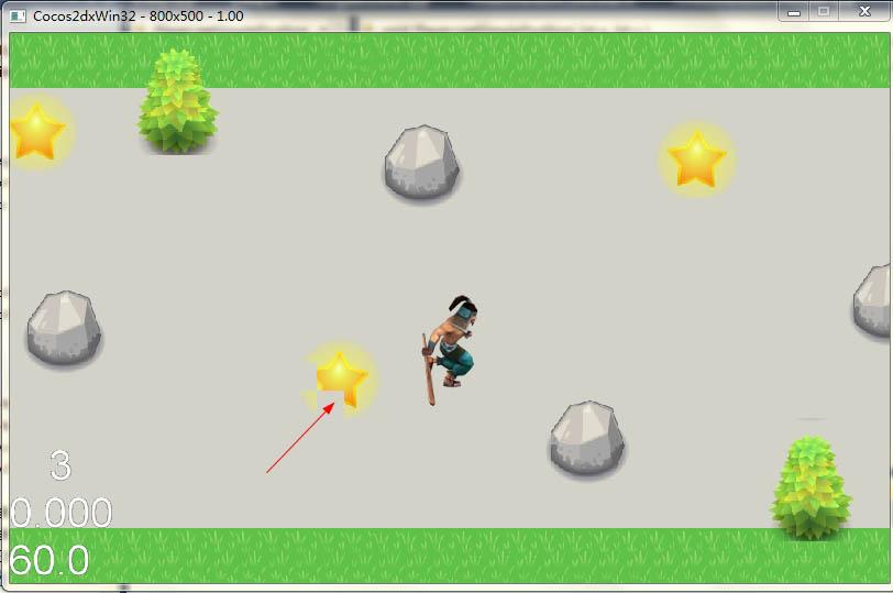 TiledMap应用之《跑跑跑》游戏实例